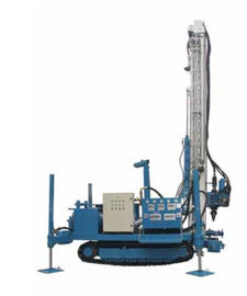 25 Tons Borehole Drilling Equipment Of 250m Drilling Depth Ydl -200 Track Mounted